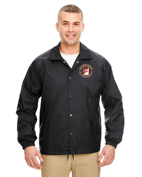 62nd Medical Brigade Embroidered Windbreaker -Proud