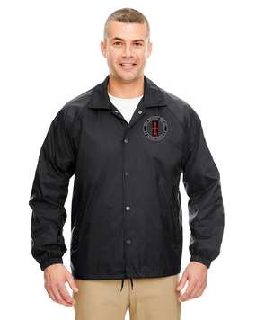 32nd Infantry Brigade Embroidered Windbreaker -Proud