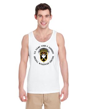 JFK Special Warfare Center Tank Top (C)-FF