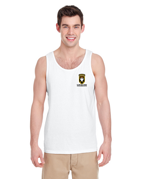 JFK Special Warfare Center Tank Top