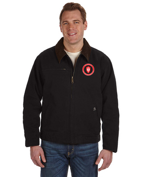 SCARWAF Embroidered DRI-DUCK Outlaw Jacket-Proud