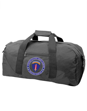 USAEUR Embroidered Duffel Bag -Proud