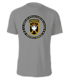 JFK Special Warfare Center Cotton Shirt -Proud-FF