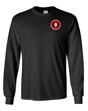 SCARWAF Long-Sleeve Cotton T-Shirt-Proud