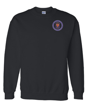 "SOCCENT ""Crest""  Embroidered Sweatshirt -Proud"
