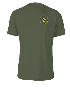 1st Cavalry Division (Airborne) Cotton Shirt -Proud