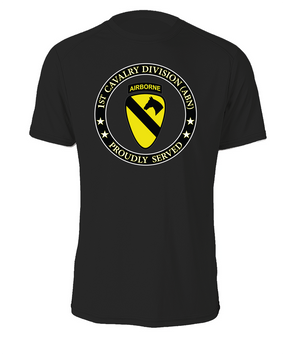 1st Cavalry Division (Airborne) Cotton Shirt -Proud (FF)