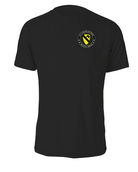 1st Cavalry Division Cotton Shirt -Proud