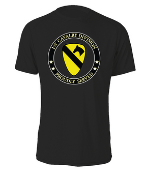 1st Cavalry Division Cotton Shirt -Proud (FF)