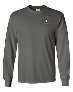 1st Special Operations Command Long-Sleeve Cotton T-Shirt -Proud