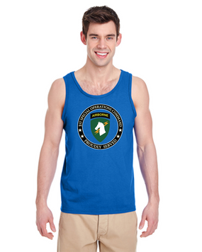 1st Special Operations Command Tank Top-Proud (FF)