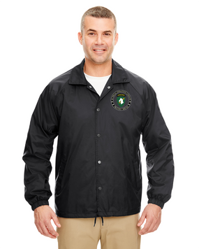 1st Special Operations Command Embroidered Windbreaker -Proud
