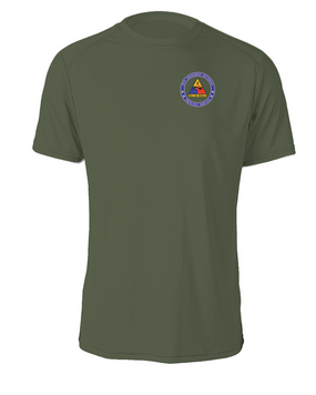 2nd Armored Division Cotton T-Shirt -Proud