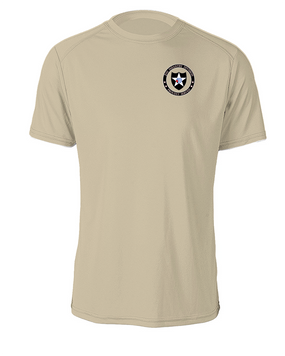 2nd Infantry Division Cotton T-Shirt -Proud