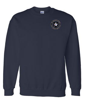 2nd Infantry Division Embroidered Sweatshirt-Proud