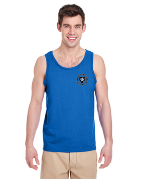 2nd Infantry Division Tank Top-Proud