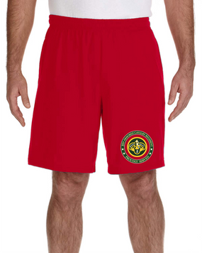 3rd Armored Cavalry Regiment Embroidered Gym Shorts-Proud