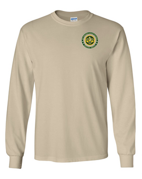 3rd Armored Cavalry Regiment Long-Sleeve Cotton Shirt  -Proud