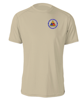3rd Armored Division Cotton T-Shirt -Proud