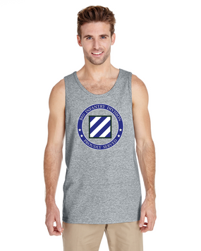 3rd Infantry Division Tank Top-Proud FF
