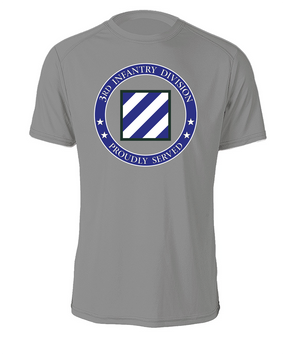 3rd Infantry Division Cotton T-Shirt -Proud  FF