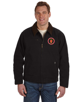 4th Brigade Combat Team (Airborne) Embroidered DRI-DUCK Outlaw Jacket-Proud