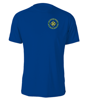 4th Infantry Division Cotton T-Shirt -Proud