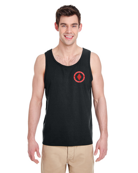 5th Infantry Division Tank Top-Proud