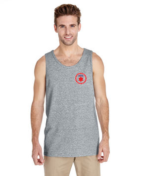 6th Infantry Division (Airborne) Tank Top -Proud