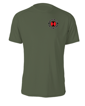 7th Infantry Division Cotton Shirt -Proud