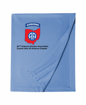 Central Ohio Chapter Embroidered Dryblend Stadium Blanket