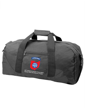 Central Ohio Chapter Embroidered Duffel Bag