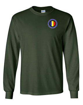 TRADOC Long-Sleeve Cotton T-Shirt-Proud