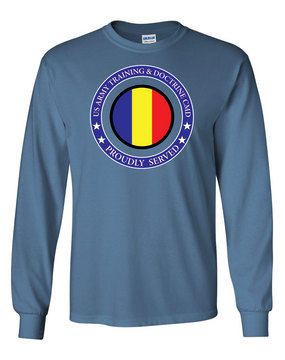 TRADOC Long-Sleeve Cotton T-Shirt-Proud  FF