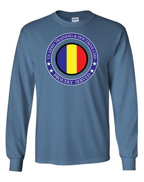 TRADOC Long-Sleeve Cotton T-Shirt-Proud  FF