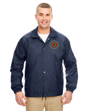 24th Infantry Division Embroidered Windbreaker -Proud