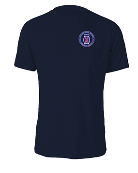 10th Mountain Division Cotton T-Shirt -Proud