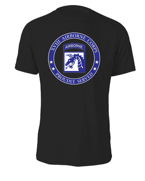 18th Airborne Corps Cotton Shirt -Proud  FF
