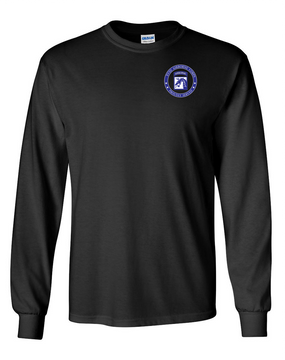 18th Airborne Corps Long-Sleeve Cotton T-Shirt -Proud