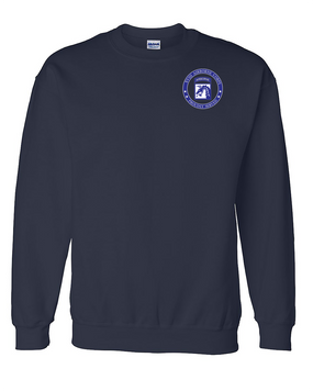 18th Airborne Corps Embroidered Sweatshirt-Proud