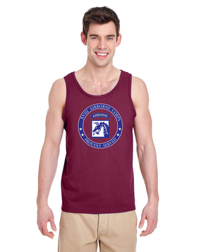 18th Airborne Corps Tank Top-Proud  FF