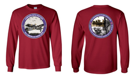 All American Week 2019 Long-Sleeve Cotton T-Shirt