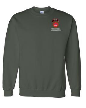 VII Corps Company  B  75th Infantry Embroidered Sweatshirt RLTW