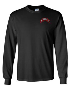 Company E  75th Infantry Long-Sleeve Cotton T-Shirt
