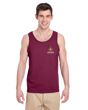 9th Infantry Division Company E  75th Infantry Tank Top