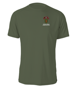 1st Infantry Division Company I  75th Infantry Cotton Shirt