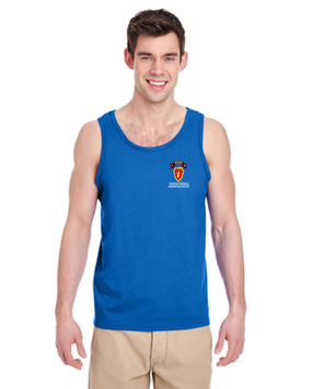 25th Infantry Division Company F  75th Infantry Tank Top
