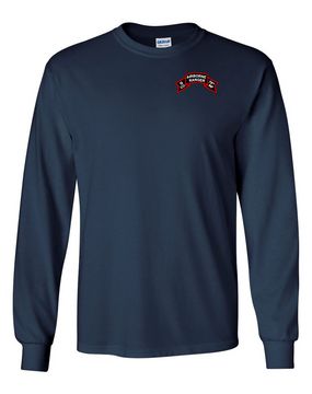 G Company  75th Infantry Long-Sleeve Cotton T-Shirt