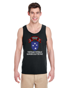 23rd Infantry Division Company G  75th Infantry Tank Top -FF