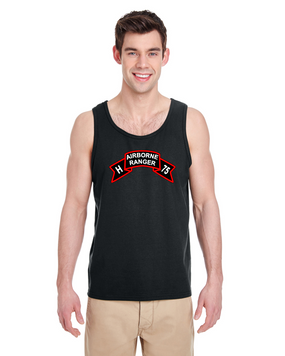 Company H  75th Infantry Tank Top -FF
